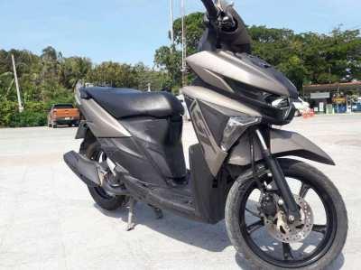 Yamaha Gt 125 2016