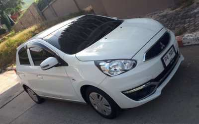 FOR SALE - Mitsubishi Mirage GLX Auto - 9 Months Old - Save 170,000 B