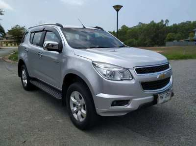 Good as new Chevrolet Trailblazer LTZ 2016 Top model, Sold by Owner