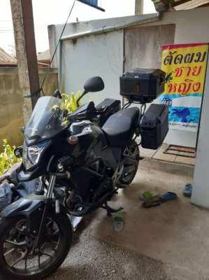Honda CB500X - Fully Loaded