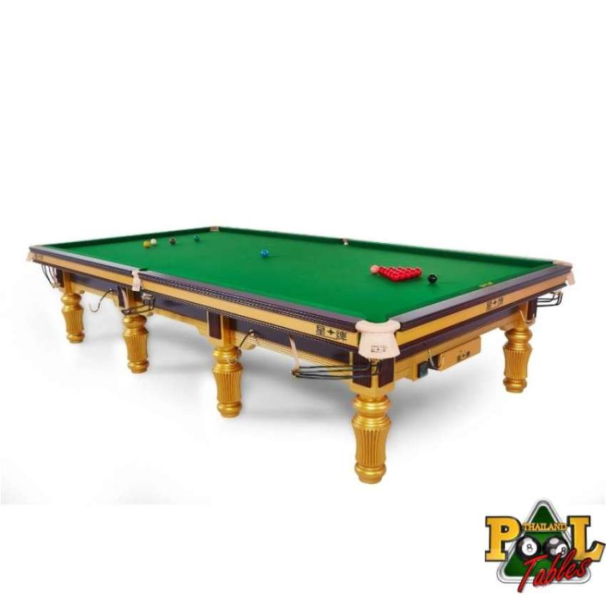 Original Star Tournament Snooker Table 12ft