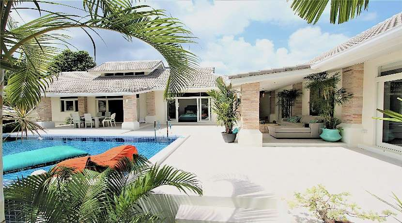 For sale villa in Bophut Koh Samui