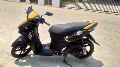 Yamaha GT125cc As New