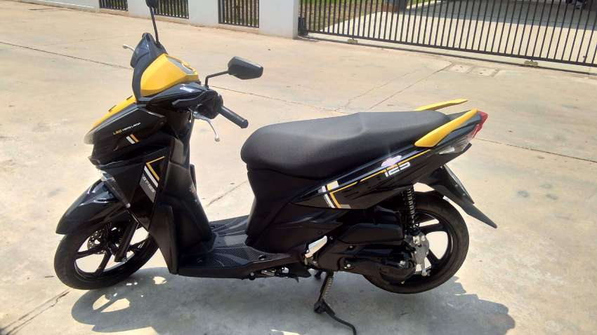 Yamaha GT125cc As New