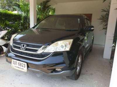 2010 Honda CR-V 2.4 EL 2WD