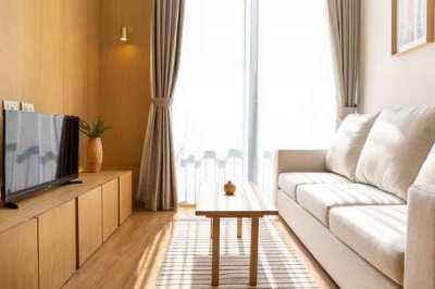 FOR RENT NOBLE BE33 CONDOMINIUM / 1 bedroom / 43 Sqm.**46,000**