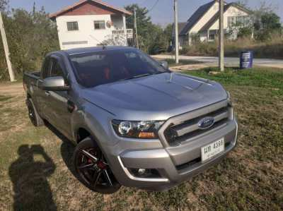NEW shape RANGER 2,2 Turbo DIESEL 2016 ,very LOW kms,LOVELY condition