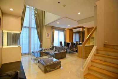 FOR RENT VILLA ASOKE CONDOMINIUM / 1 bedroom Duplex /**40,000**