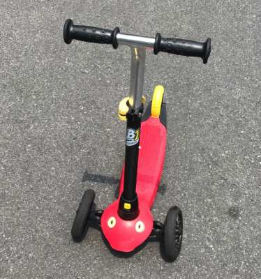 Oxelo B1 scooter day for children 2 to 4 years old
