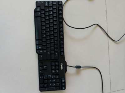 Price Drop Buy 2 & Free Shipping-DELL-USB Keyboard US SK-8115 by Dell