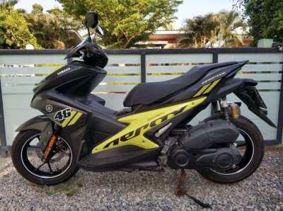 Aerox 155cc (2016) for sale