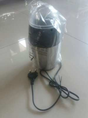 NEW Electric Coffee Grinder Stainless Portable