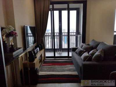 Ashton Asoke Ultra Luxury Condo Beautiful View 1 Bedroom Unit for Rent