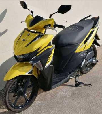 Yamaha GT-125 Rent start 1.488 ฿/Month