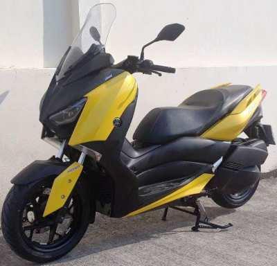 Honda Forza 300 ABS Rent start 10.625 ฿/M