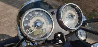 2018 Kawasaki W800