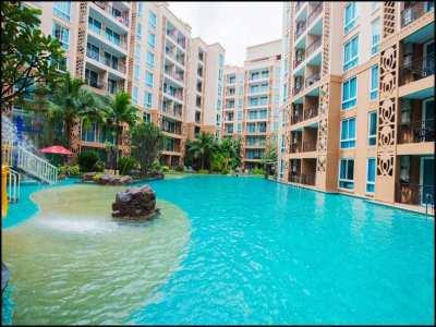 Condo 1 Bed 1 Bath for Sale Atlantis Condo Resort Near Jomtien Beach
