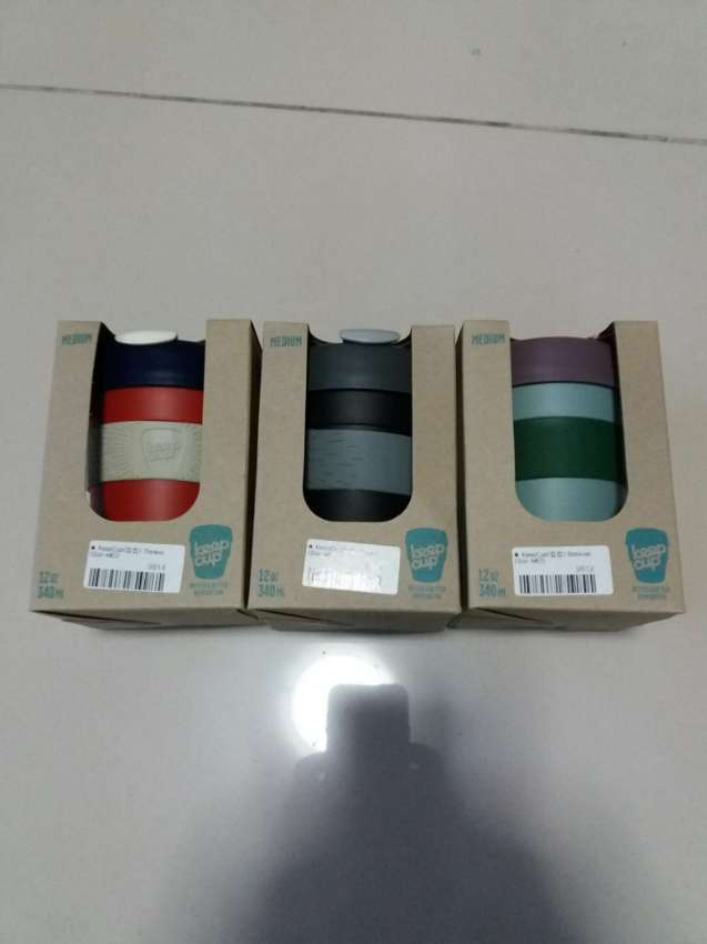 NEW KeepCup Reusable Cup Multicolored