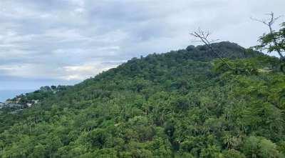 For sale seaview land Chaweng Noi Koh Samui
