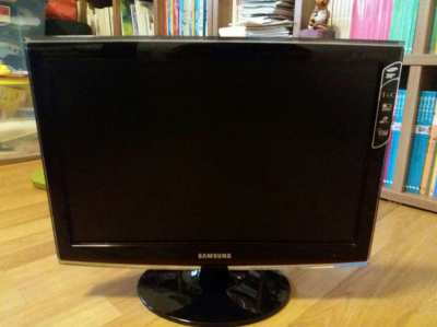 Samsung SyncMaster T200 Monitor