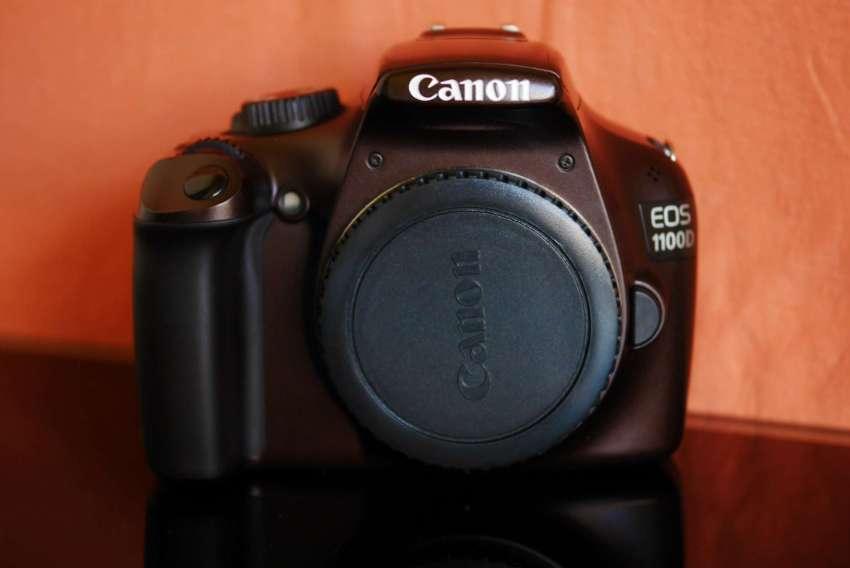 Canon EOS 1100D (Rebel T3) DSLR Bronze body
