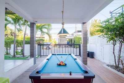 Fully Furnished 3 BR 3 Bath Rental Pool Villa Mountain Views