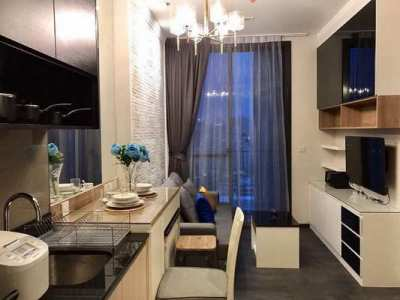 FOR RENT EDGE SUKHUMVIT 23 / 1 bedroom / 31 Sqm.**27,000**