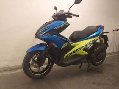 Yamaha Aerox 155 R-version 2018