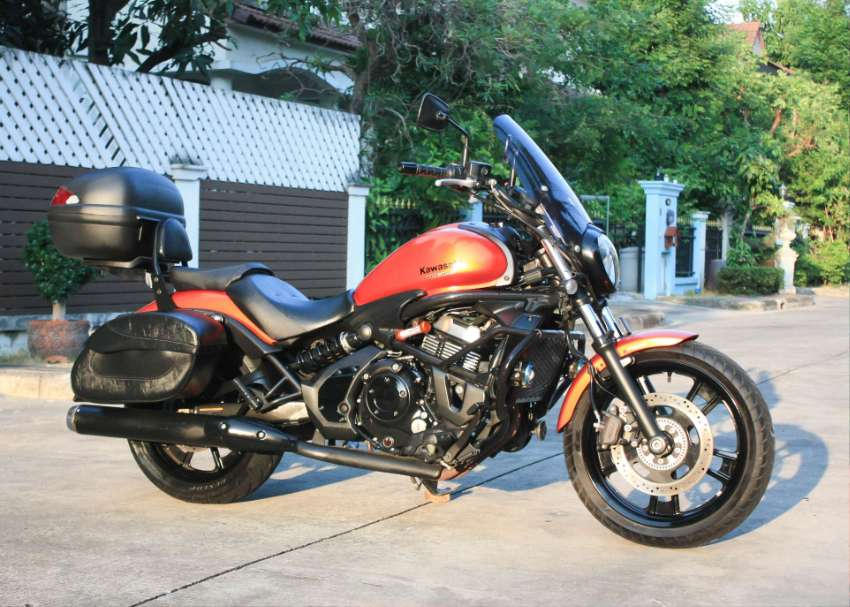 [ For Sale ] Kawasaki vulcan 650 2015 ready for ride best condition