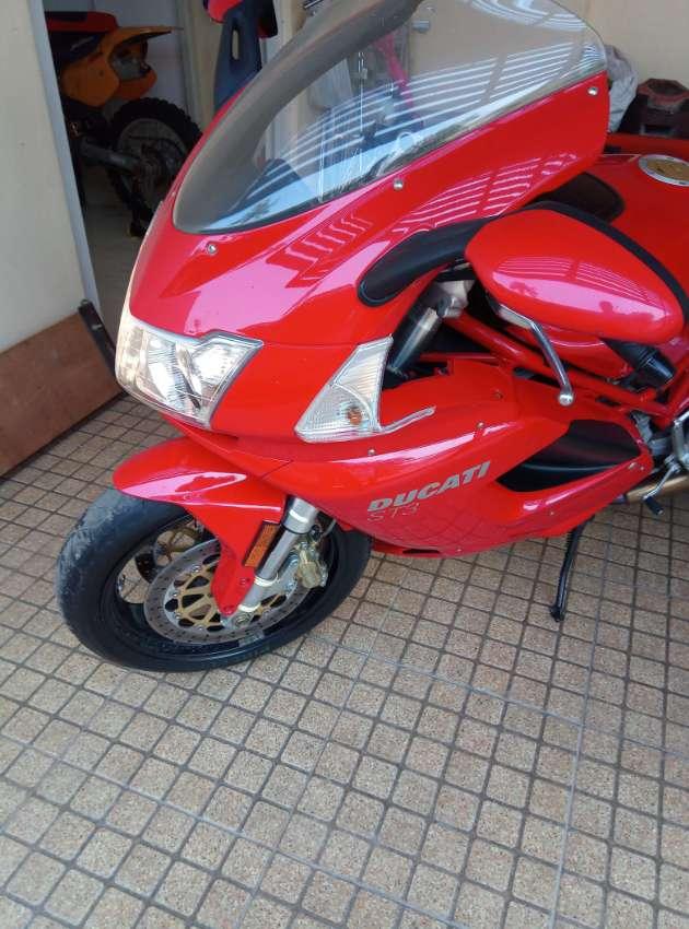 Ducati ST3   06'  1200 kms.