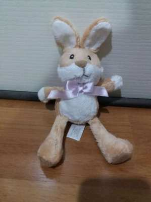 NEW YEAR SALE! Price Drop! Animal Adventure Small Bunny Rabbit