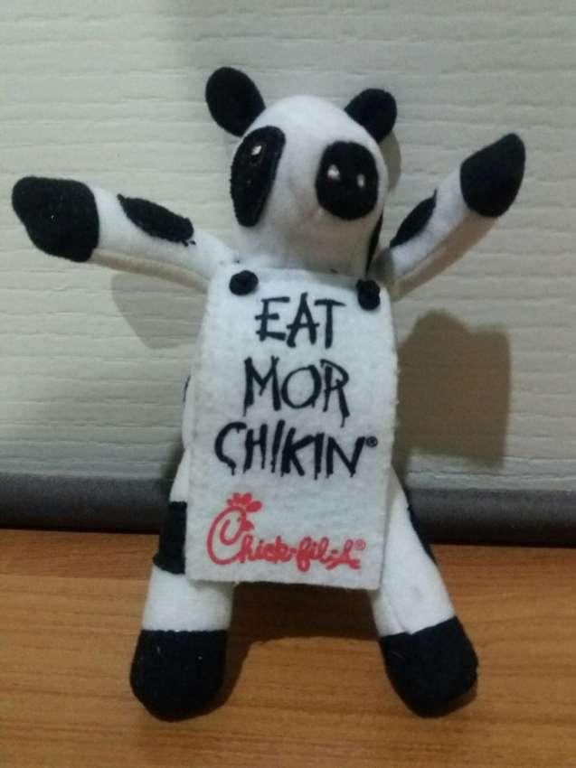 Free Shipping Chick-fil-a Bean Bag Plush Cow