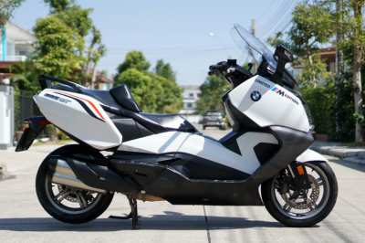BMW C650 GT 2016 in an excellent condition! With only 9,6xx km!