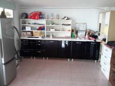 Kitchen Set Black
