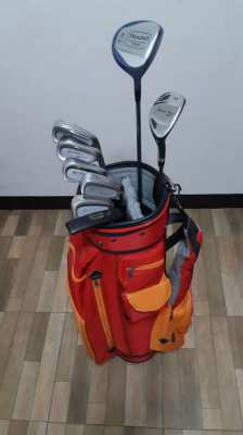 golf set for women's