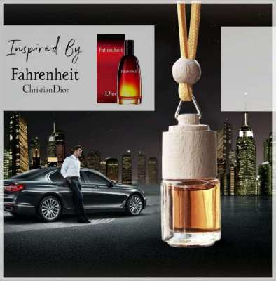 Luxury Designer Car Fragrance Inspired By Dior Fahrenheit
