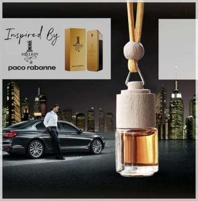 Luxury Designer Car Fragrance Inspired By Paco Rabanne 1 million