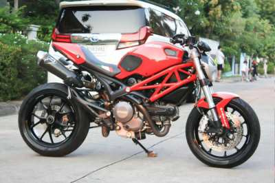 [ For Sale ] Ducati Monster 796 2014 best condition  #Price  - 199,000