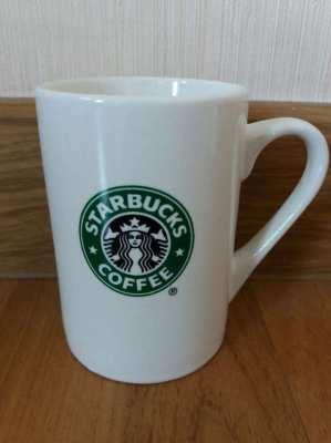 2007 Starbucks Mermaid Logo Coffee Mug Cup 10 oz