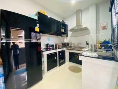 House For Sale at the City Bangna KM. 7 – Good Condition Ready to move