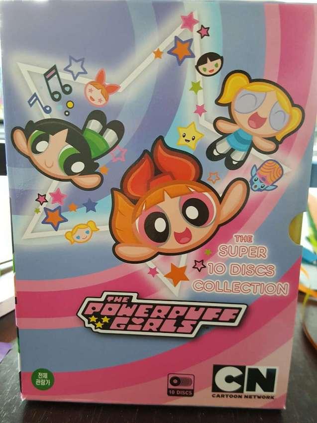 NEW YEAR SALE! PRICE CUT!  The Powerpuff Girls The Super 10 Discs