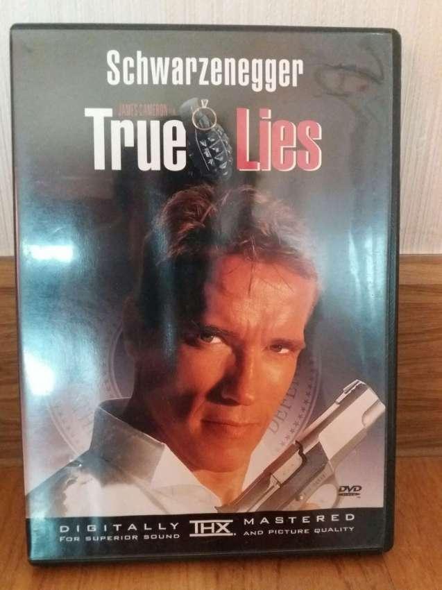 Free Shipping True Lies DVD Arnold Schwarzenegger