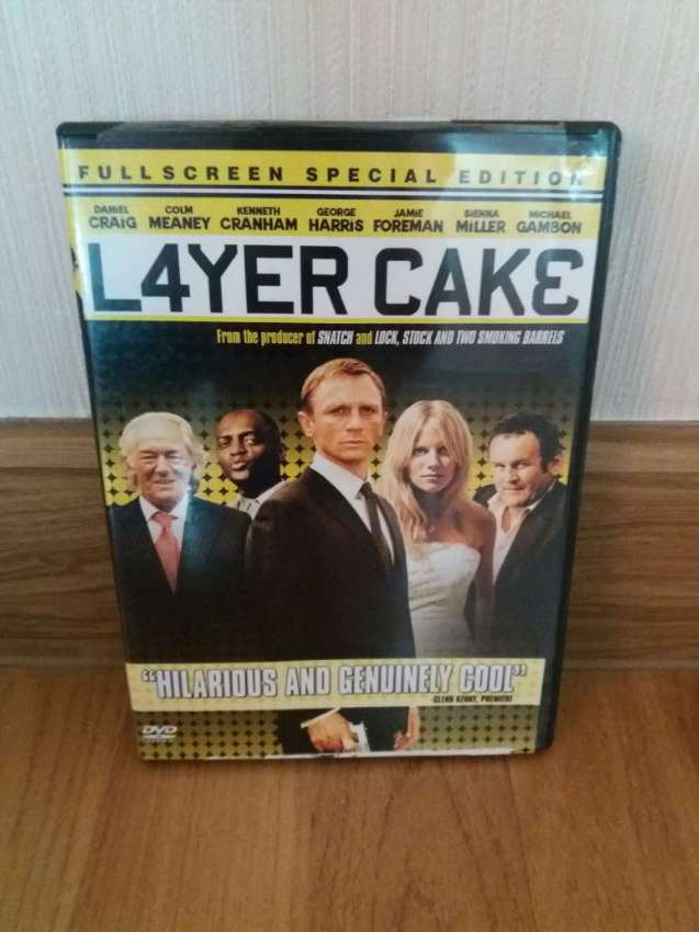 Free Shipping L4YER CAKE DVD Special Edition