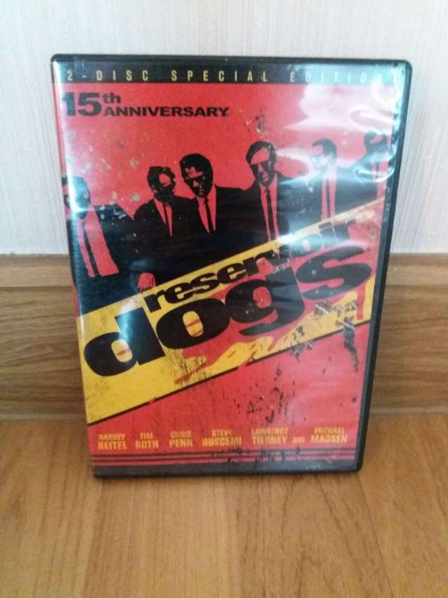 Free Shipping RESERVOIR DOGS (TWO-DISC SPECIAL EDITION) DVD