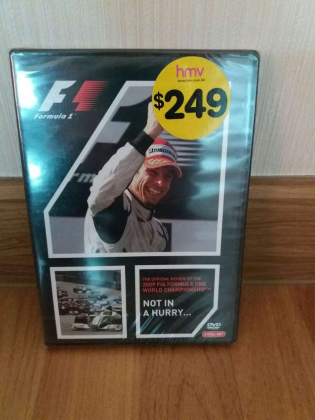 Free Shipping Formula One Season Review 2009 [DVD]