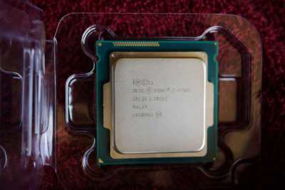 Intel Core i7 45W CPU i7-4790T 2.7-3.9GHz LGA1150 H3