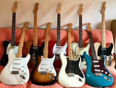 Wanted, Fender Strat or Telecaster