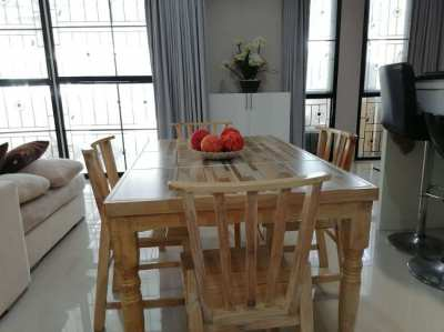 Dining set (4 persons)