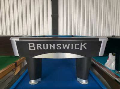 Brunswick Pool Table (reconditioned)
