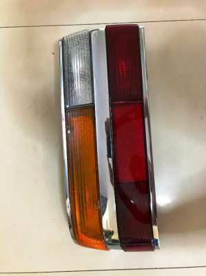 BMW 5 Series E28 Left side Tail Light (Passenger Side)